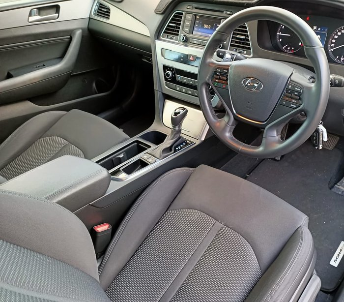 2016 Hyundai Sonata Active LF MY16 Silver
