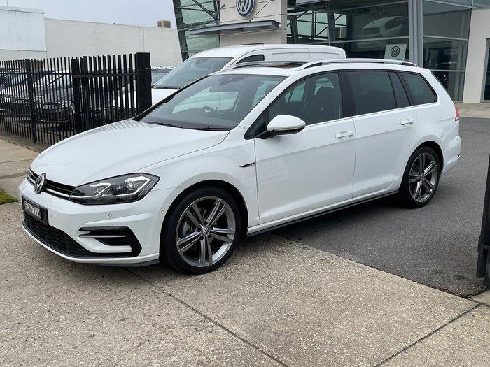 2020 Volkswagen Golf 110TSI Highline 7.5 MY20 White