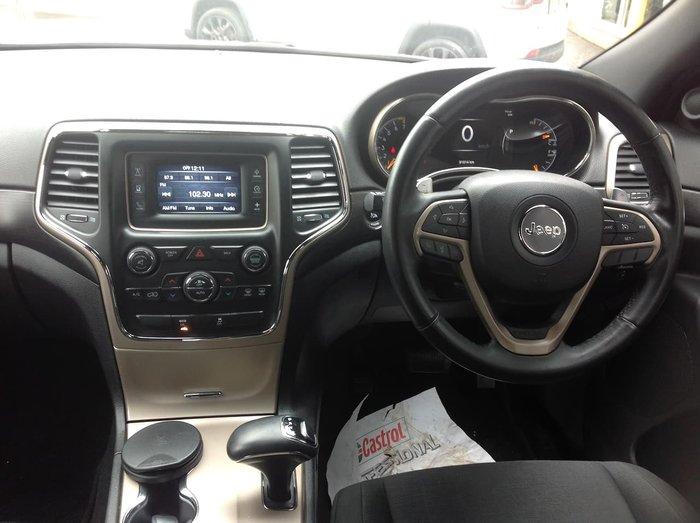2014 Jeep Grand Cherokee Laredo WK MY14 White