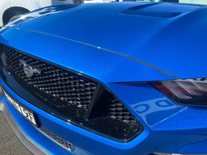 2020 Ford Mustang GT FN MY20 Blue