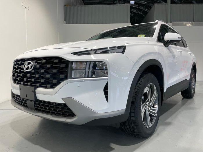 2021 Hyundai Santa Fe Active TM.V3 MY21 White