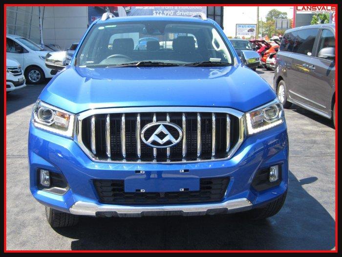 2021 LDV T60 LUXE SK8C JEWEL BLUE