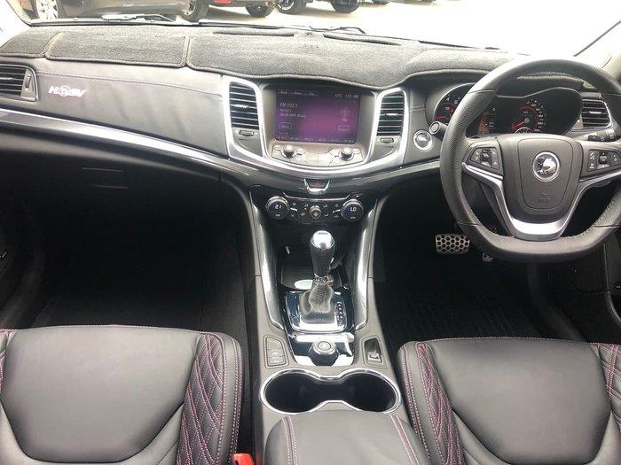 2017 Holden Special Vehicles Clubsport R8 LSA GEN-F2 MY17 Black