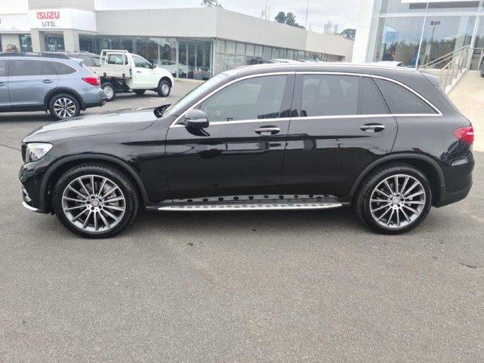 2015 Mercedes-Benz GLC-Class GLC250 d X253 Four Wheel Drive Black