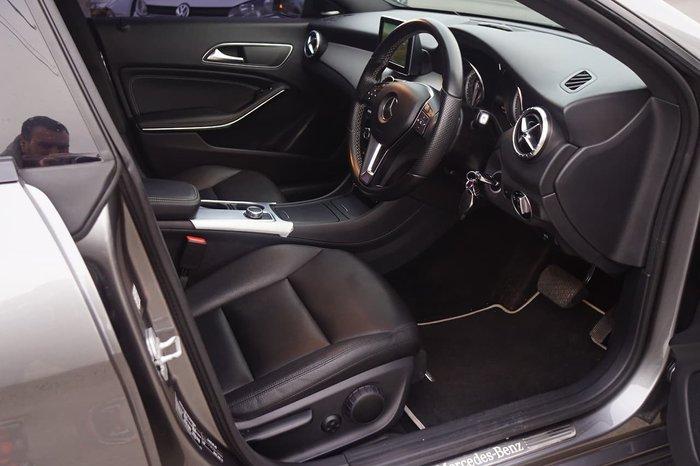 2014 Mercedes-Benz CLA-Class CLA200 C117 Grey