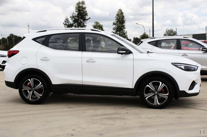 2021 MG ZST Excite MY21 White