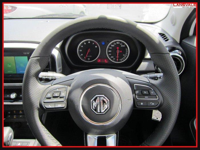2021 MG MG3 Excite SZP1 MY21 Skye Silver