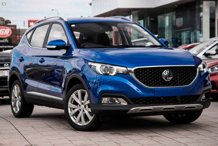 2021 MG ZS Excite AZS1 MY21 Regal Blue