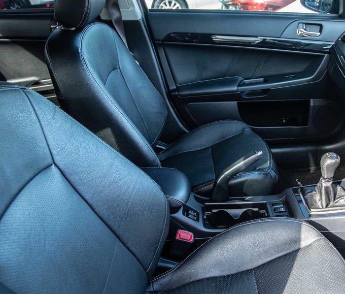 2014 Mitsubishi Lancer XLS CJ MY15 Red