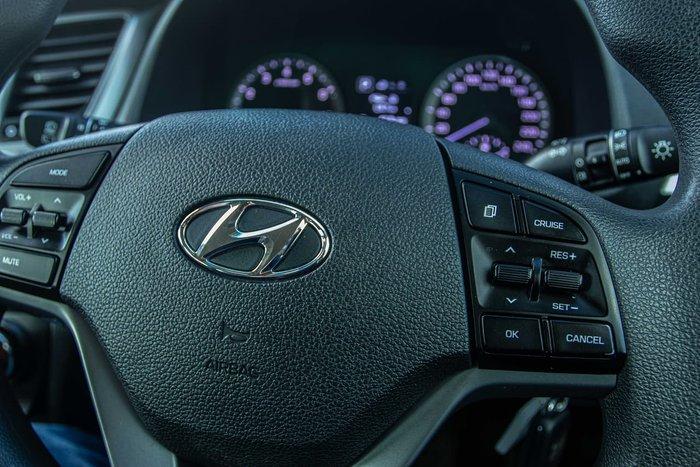 2016 Hyundai Tucson Active TLe MY17 Silver