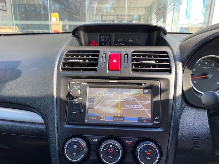 2014 SUBARU IMPREZA 2.0i-L G4 Red