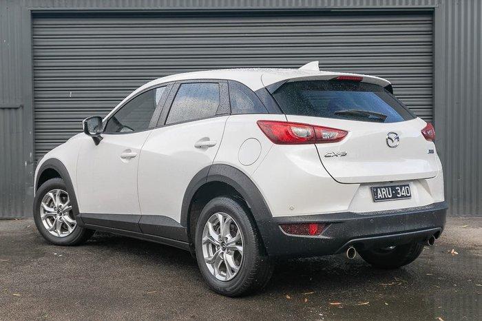 2017 Mazda CX-3 Maxx DK White