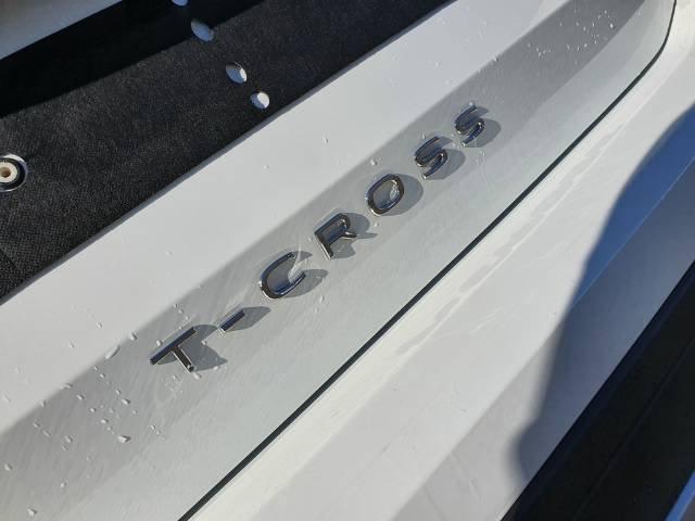 2021 VOLKSWAGEN T-CROSS 85TSI CITYLIFE BAMBO C1 MY21 PURE WHITE