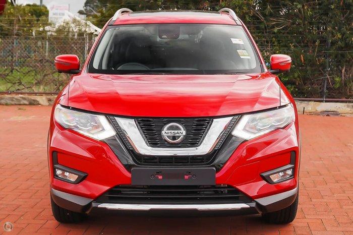 2021 Nissan X-TRAIL Ti T32 MY21 4X4 On Demand Red
