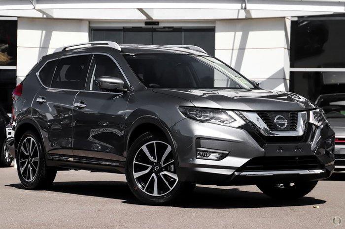 2021 Nissan X-TRAIL Ti