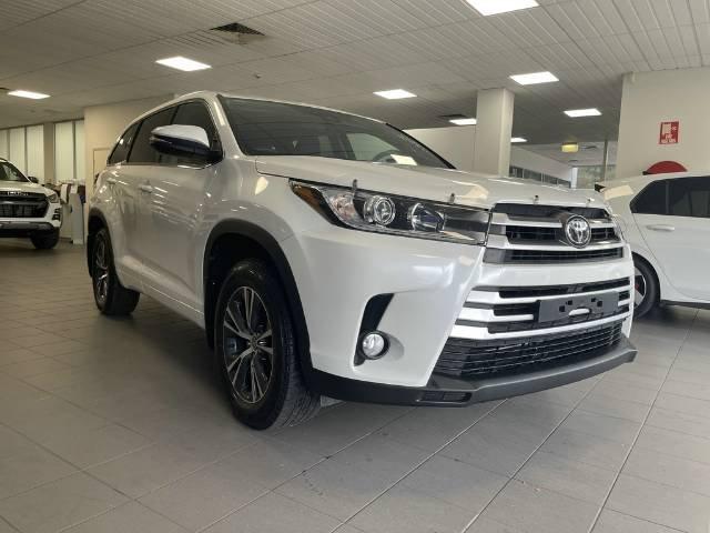 2018 Toyota Kluger GX GSU55R AWD WHITE