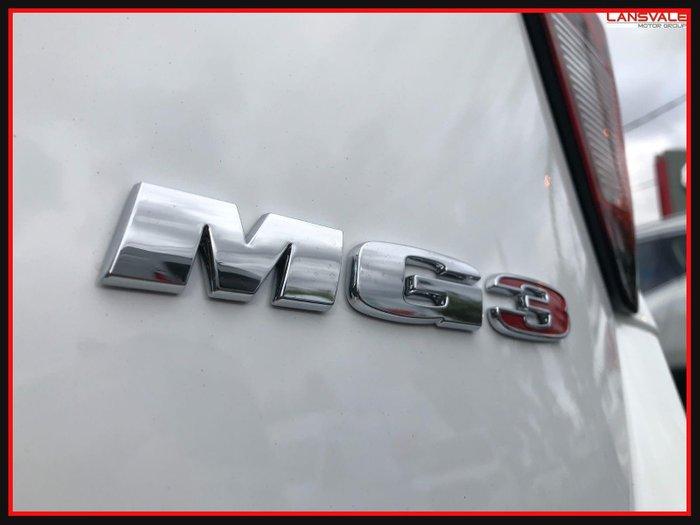 2021 MG MG3 Core SZP1 MY21 DOVER WHITE
