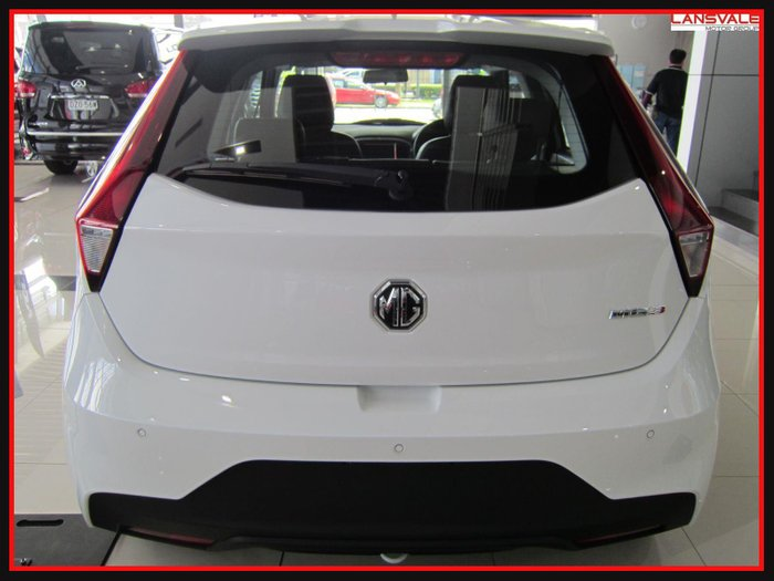 2021 MG MG3 Excite SZP1 MY21 DOVER WHITE