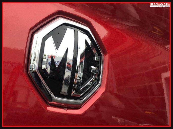 2021 MG MG3 Excite SZP1 MY21 TARTAN RED