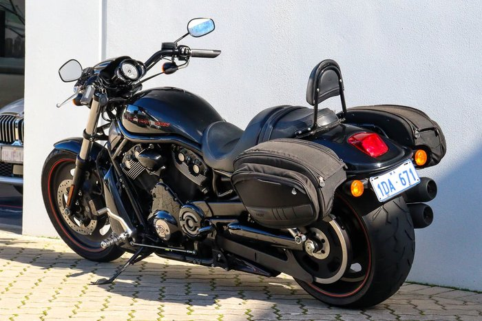 2008 HARLEY-DAVIDSON NIGHT ROD SPECIAL 1250 (VRSCDX) Black