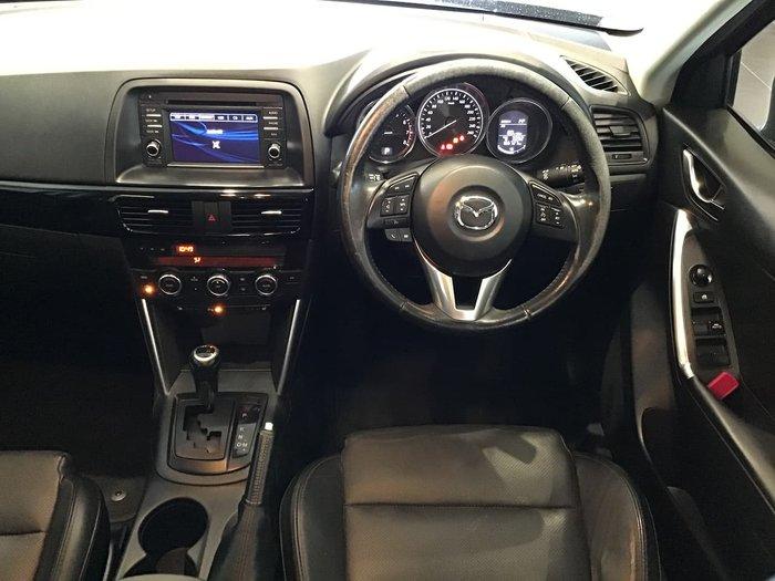 2013 Mazda CX-5 Grand Touring KE Series AWD Silver