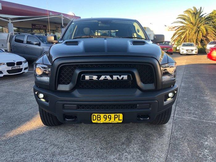 2020 RAM 1500 Warlock DS MY20 4X4 Dual Range Grey
