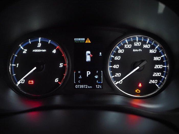 2018 Mitsubishi Outlander LS ZL MY19 AWD Silver