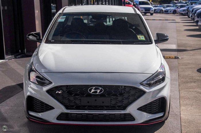 2021 Hyundai i30 N PDe.V4 MY22 White