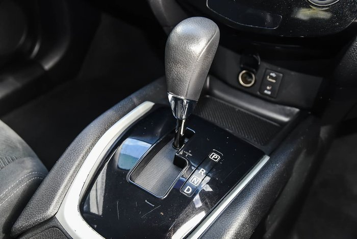 2014 Nissan X-TRAIL ST T32 Grey