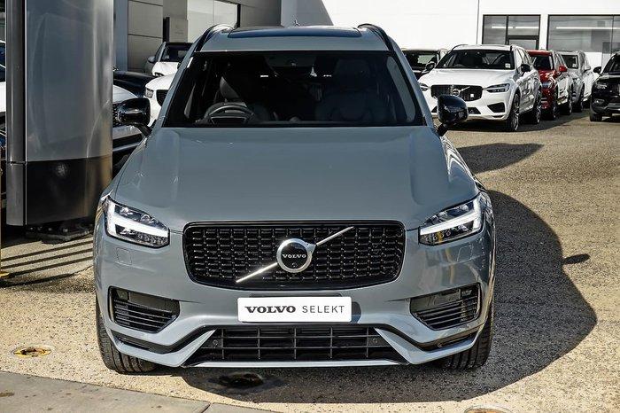 2020 Volvo XC90 Recharge Plug-In Hybrid MY21 AWD Grey