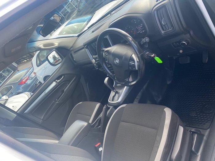 2018 Holden Colorado LS RG MY19 White
