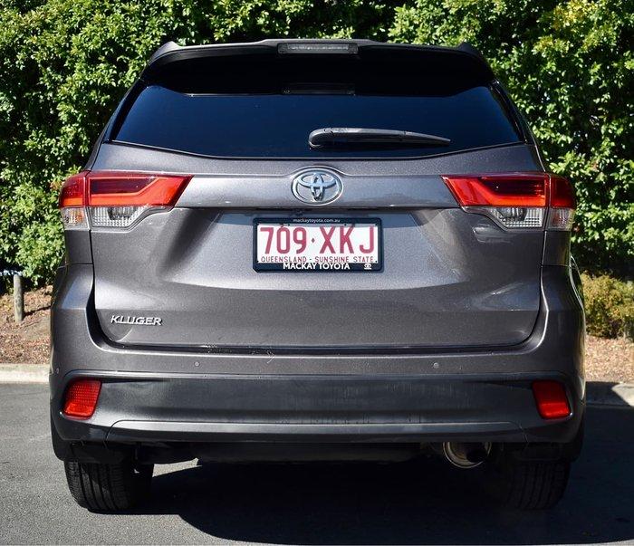 2017 Toyota Kluger GX GSU50R Grey