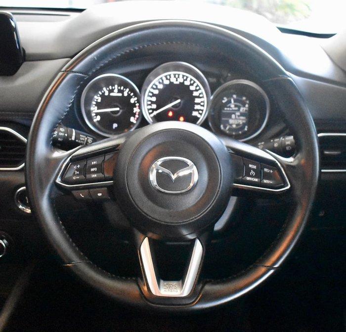 2017 Mazda CX-5 Maxx Sport KF Series Silver