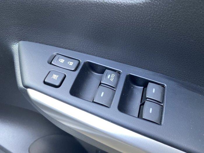 2018 Mitsubishi Pajero Sport GLX QE MY18 4X4 Dual Range Grey