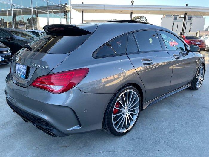 2016 Mercedes-Benz CLA-Class CLA45 AMG X117 Four Wheel Drive Grey