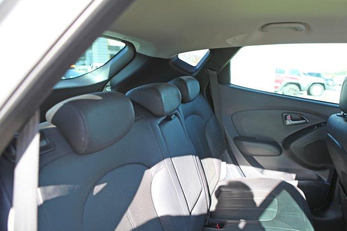 2014 Hyundai ix35 Trophy Series II White