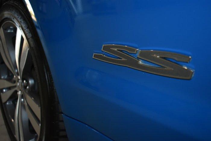 2014 Holden Ute SS VF MY14 Blue
