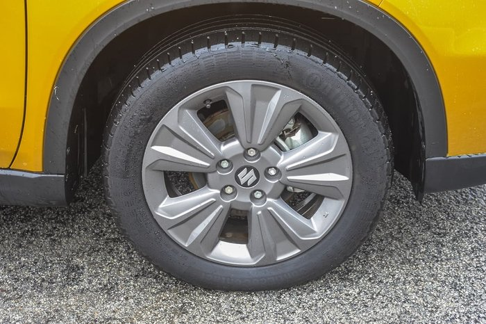 2020 Suzuki Vitara LY Series II Yellow