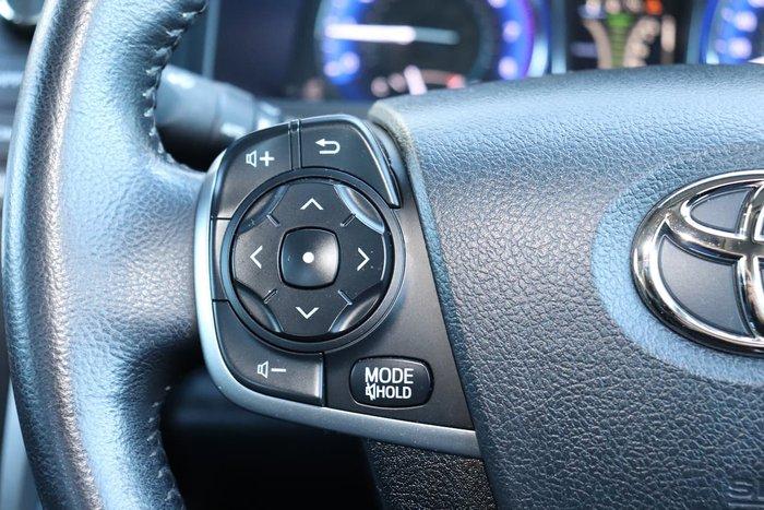 2016 Toyota Aurion Presara GSV50R Grey