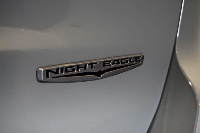 2021 Jeep Grand Cherokee Night Eagle WK MY21 4X4 Dual Range Grey