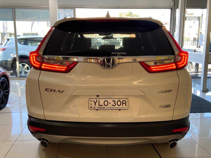 2020 Honda CR-V VTi-S RW MY20 4X4 On Demand White