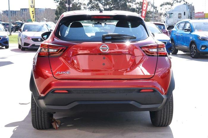 2021 Nissan JUKE ST-L F16 Red
