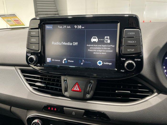 2021 Hyundai i30 PD.V4 MY21 Red