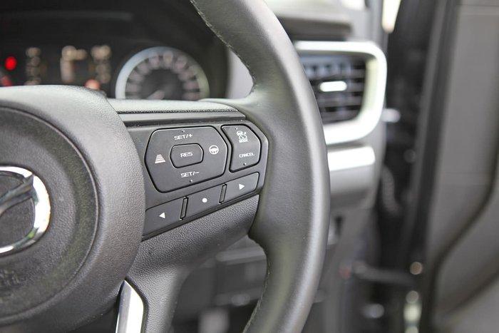 2021 Mazda BT-50 XTR TF 4X4 Dual Range Grey