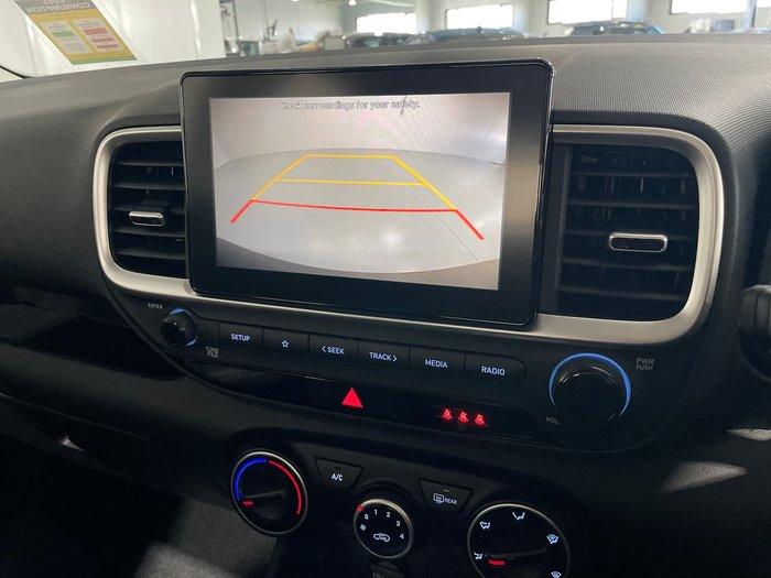 2021 Hyundai Venue QX.V3 MY21 Red