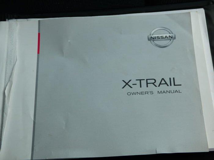 2014 Nissan X-TRAIL ST T32 Silver