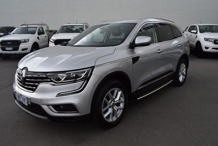 2017 Renault Koleos Zen HZG Silver
