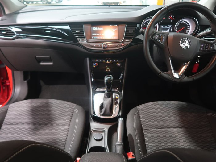 2018 Holden Astra R BK MY18.5 Absolute Red