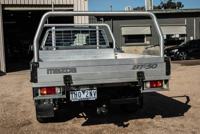 2015 Mazda BT-50 XT UP Silver