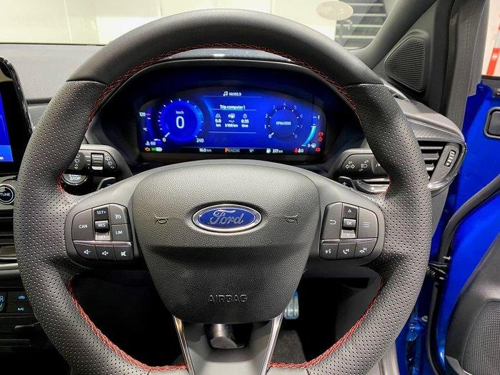 2021 Ford Puma ST-Line JK MY21.25 Blue
